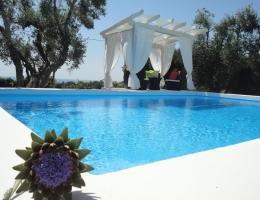 Santa maria di leuca albergo agriturismo hotel bed - Villa con piscina santa maria di leuca ...
